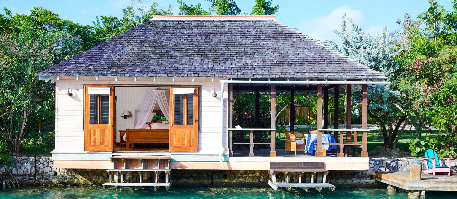 GoldenEye Resort Jamaica Vacation Villa Cottage Or Hut Accomodations