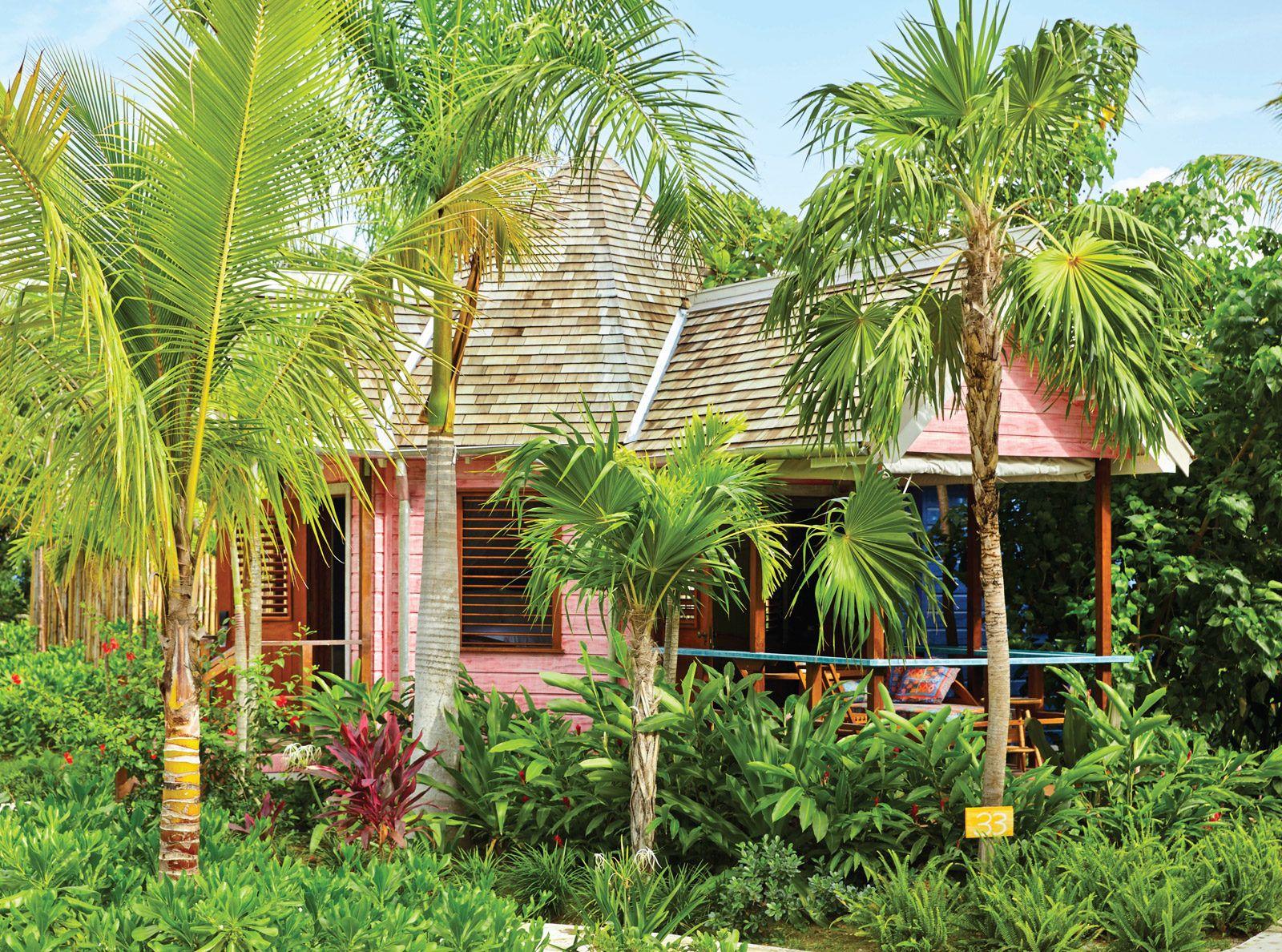 GoldenEye Resort: Jamaica Vacation Villa, Cottage or Hut Accomodations